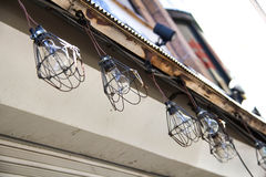 Lámparas Fotografía de archivo