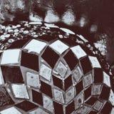 Lámparas abstractas foto de archivo