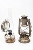 Lámparas de aceite Fotografía de archivo