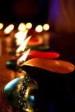 Lámparas de aceite Fotos de archivo libres de regalías