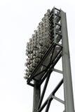 Lámparas del estadio Foto de archivo