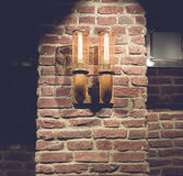 Lámparas del tungsteno imagenes de archivo