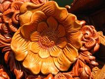 Lámparas florales Fotos de archivo