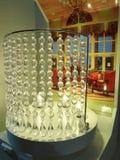 lámparas llevadas en Ecolighttech Asia 2014 Foto de archivo