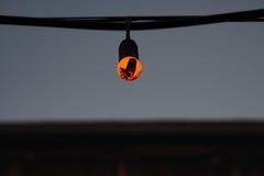 Lámparas llevadas multicoloras Imagen de archivo libre de regalías