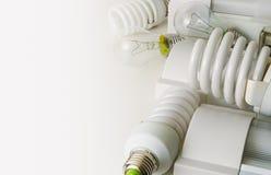 Lámparas y accesorios de iluminación para el uso interior Imágenes de archivo libres de regalías