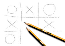 Lápices ilustración del vector