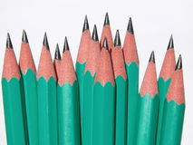 lápices imagenes de archivo