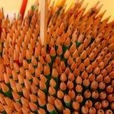Lápices Foto de archivo libre de regalías