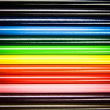 Lápices fijados Fotos de archivo