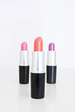 Lápices labiales coloreados Imagen de archivo
