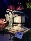 Lápida mortuaria de las cribas imágenes de archivo libres de regalías
