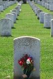Lápida mortuoria Fotos de archivo