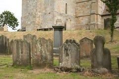 Lápidas mortuarias Fotografía de archivo libre de regalías