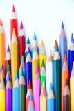 Lápis 2 da cor imagem de stock royalty free