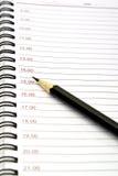 Lápis afiado 3 foto de stock
