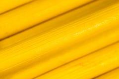 Lápis amarelos como o fundo Imagens de Stock Royalty Free