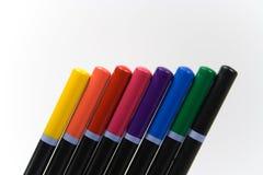 Lápis coloridos foto de stock royalty free
