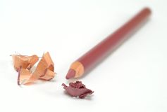 Lápis cosmético Fotos de Stock