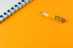 Lápis curto Fotos de Stock