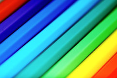 Lápis da coleção Fotos de Stock