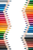 Lápis da cor Fotos de Stock