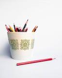 Lápis em um potenciômetro Imagem de Stock