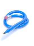 Lápis flexível Fotografia de Stock Royalty Free