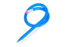 Lápis flexível Foto de Stock