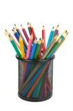 Lápis no suporte imagem de stock royalty free