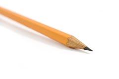 Lápis ou pena Fotografia de Stock Royalty Free