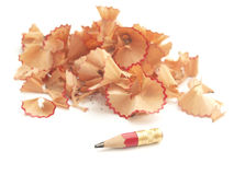 Lápis Sharpened Imagem de Stock