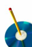 Lápiz fotografía de archivo libre de regalías