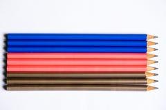 lápiz colorido Foto de archivo