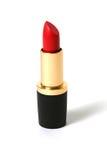 Lápiz labial rojo Imagen de archivo