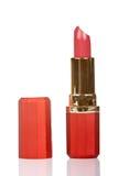 Lápiz labial rojo Fotografía de archivo libre de regalías