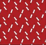 Lápiz labial rojo Tela de la impresión impresión con el lápiz labial Fotos de archivo