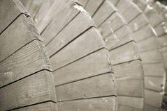 Lâmina 2 do parafuso de Archimedes fotos de stock royalty free