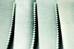 Lâminas de faca Foto de Stock Royalty Free