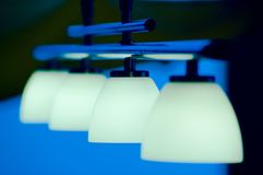 lâmpada Imagem de Stock Royalty Free