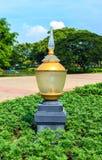 A lâmpada Fotografia de Stock