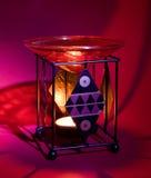 Lâmpada aromática Fotos de Stock Royalty Free