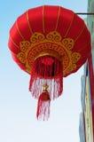Lâmpada chinesa Imagens de Stock Royalty Free