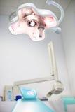 Lâmpada cirúrgica fotografia de stock