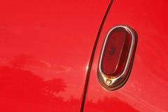 Lâmpada clássica do carro Fotos de Stock Royalty Free