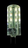 Lâmpada conduzida Fotos de Stock