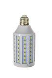 Lâmpada conduzida eficaz na redução de custos Imagens de Stock Royalty Free