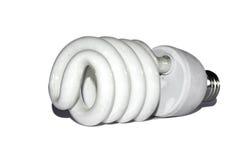 Lâmpada da fluorescência Imagens de Stock Royalty Free