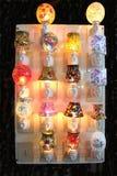 lâmpada de cabeceira pequena Fotografia de Stock Royalty Free