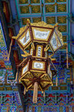 Lâmpada de China foto de stock royalty free